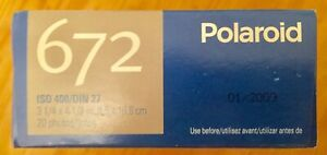 Polaroid 672 (ISO 400) EXP. 01/2009