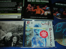 2 CD RED HOT CHILI PEPPERS Transmissions & by the way