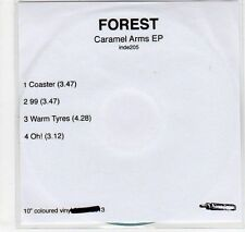 (EC145) Forest, Caramel Arms EP - 2013 DJ CD