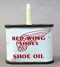 RED WINGS SHOES SHOE OIL 1 oz. can