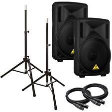 pro audio studio live equipment packages for sale ebay. Black Bedroom Furniture Sets. Home Design Ideas