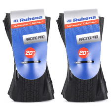 Pair of 20 x 1.75 Inch, BMX - Rubena Speedo LT Folding 325g Race Tyre