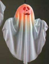 COLOUR CHANGE HANGING GHOST PROP DECORATION Halloween Fancy Dress COSTUME PARTY
