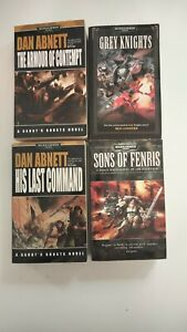 Warhammer Books 40000 Bundle