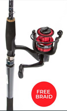 Abu Garcia Salty Fighter Black Max Combo BRAND NEW @ Ottos Tackle World