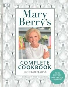 Mary Berry's Complete Cookbook, Hardcover by Berry, Mary, Brand New, Free shi...