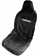 NORTHCORE Surfers Car Seat Cover - Heavy Duty NEW Black VW Van Transporter
