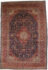Traditional Hand Knotted 10X15 Floral Design Oversized Area Rug Oriental Carpet