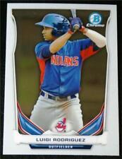 2014 Bowman Chrome Prospects Series 2 #BCP18 Luigi Rodriguez - NM-MT