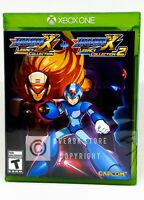 Mega Man X Legacy Collection 1 + 2 - Xbox One - Brand New | Factory Sealed