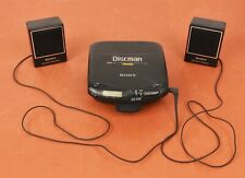 Sony Discman Compact Player with Car Kit D-132CK