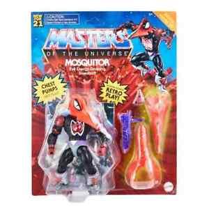 Masters of the Universe MOTU Origins Deluxe Mosquitor Action Figure