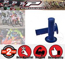 ProGrip Handle Bar Grip Set - 22x120mm - Closed - Blue - MX for Ducati 848