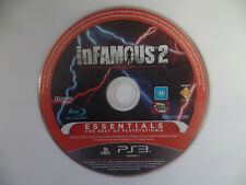 inFAMOUS 2 essentials - PlayStation 3 / PS3 - DISC ONLY
