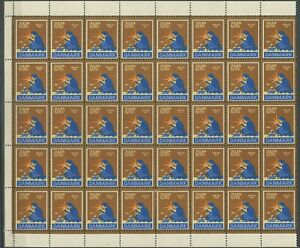 Denmark Christmas Seal 1930  ☀ MNH block of 40