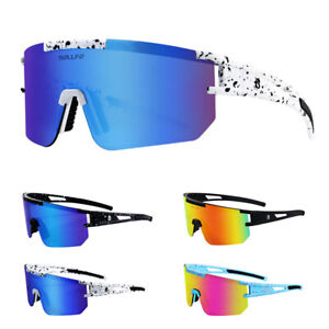 Outdoor Sport Sunglasses Bike Cycling Glasses MTB Goggles Bicycle UV400 Eyewear