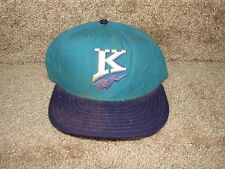 Charlotte Knights Game Used Hat - No Number