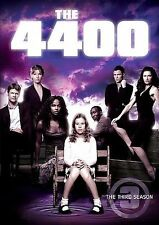 The 4400: The Third Season (DVD, 2007, Widescreen, Unrated) Brand New/Ships FREE