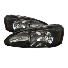 Pontiac Grand Prix Headlights W/Xenons 04-08 Headlamps Pair Set