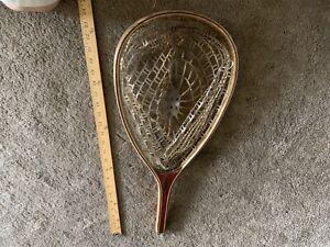 Antique Vintage Fishing Net