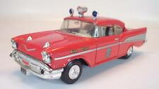 Corgi 1/43 Chevrolet Bel Air Limousine Fire Chief #1909