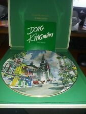 """Royal Doulton """"French Quarter"""" (New Orleans) Dong Kingman Collector Plate"""