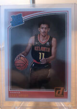 Trae Young 2018-19 Donruss Basketball Rated Rookie PSA/BGS 10 ? 🔥