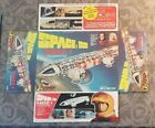 VINTAGE SPACE 1999 EAGLE 1 TRANSPORTER BOX TOP ONLY 91A