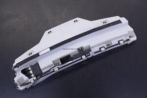 BMW 335i F30 12 13 14 15 REAR BUMPER LOWER REINFORCEMENT TRIM SMART OPENER OEM