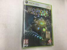 BIOSHOCK 2 XBOX 360 NUOVO RISIGILLATO