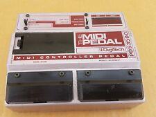 DIGITECH PDS 3500 MIDI CONTROLLER PEDAL