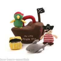 Baby Gund - Pirate Playset- CLOSE-OUT