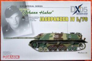 Dragon (9061) Jagdpanzer IV L/70 ROB-Gefreiter Johann Huber in 1:35 Scale