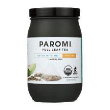 Paromi Tea Organic Detox With Me Tea - 15 bags per pack Full Leaf Herbal