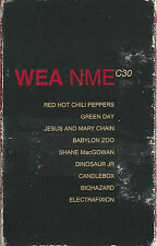 NME WEA NME C30 CHILI PEPPERS MARY CHAIN SHANE MACGOWAN PROMO CASSETTE INDIE ALT