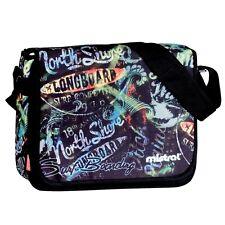 Mistral CALIFORNIA Girls Boys Messenger Satchel School Travel Laptop Surf Bag