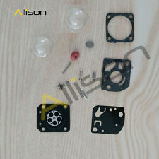 CARBURETOR CARBY SERVICE KIT For RYOBI,RLT30CES,RLT30CESA,RHT2660DA RBC30SET
