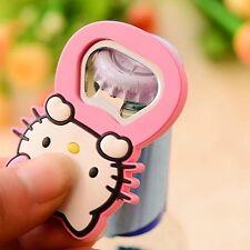 Hello Kitty Bottle Opener Tool Fridge Magnet Beer Opener