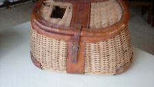 McKeeman tooled leather creel