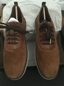 Cole Haan Generation Zerogrand- Bourbon Suede - Men's 12 - New in Box!