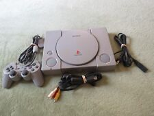 Sony Playstation SCPH-7501 With original Controller