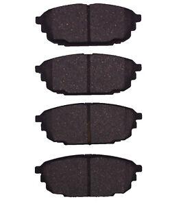 Disc Brake Pad Set-Ceramic Pads Rear Dash 4 Brake CD892 fits 01-03 Mazda Protege