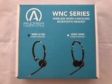 Andrea WNC-2100 Wireless Headset With Microphone