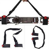 Carrier Ski Snowboard Shoulder Strap Lash Handle Straps Ski Poles Snowboard Bag