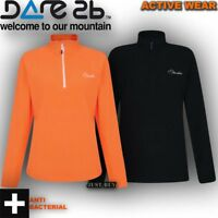 Dare2b Jacket Womens Freeze Dry Lightweight Fleece Hiking Running Gym Sport Top