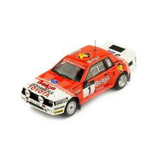 IXO RAC282 Toyota Celica TwinCam Turbo #1 Haspengouw Rallye 1985 rot 1:43 NEU! °