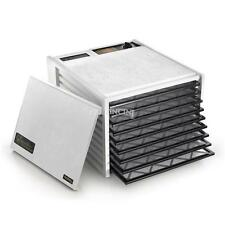 BRAND NEW EXCALIBUR 9 TRAY FOOD DEHYDRATOR WHITE DELUXE