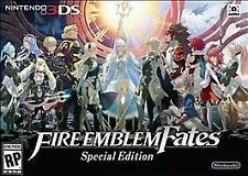 Fire Emblem Fates: Special Edition (Brand New in Box, Never Opened)