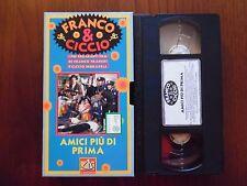Amici più di prima (Franco Franchi, Ciccio Ingrassia) - VHS ed. De Agostini