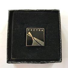 Vauxhall VECTRA Pin Badge  Enamel Collectors Item  Great Condition Freepost